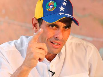 Capriles:Auditoría debería comenzar por las Presidenciales de 2013