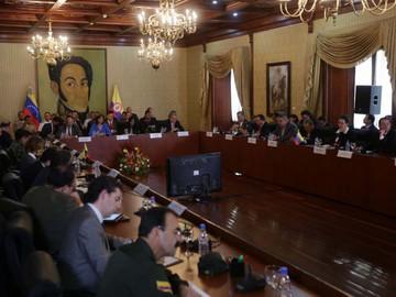 Postergada reunión de ministros de Defensa para mañana