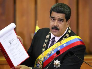 Según Maduro, Brasil y Canadá reconocieron a la ANC