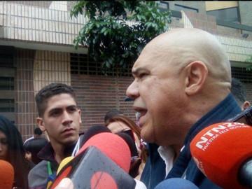 El revocatorio es del pueblo y se activa desde hoy con las firmas, aseveró Chúo Torrealba