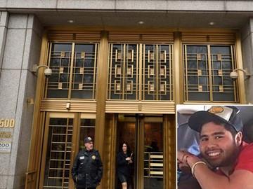"""Culminó en Nueva York la audiencia de los """"narcosobrinos"""": Se declararon inocentes."""
