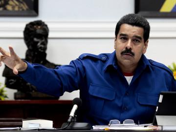 82% de los venezolanos rechaza a Maduro