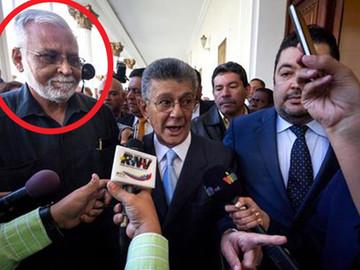 Detienen nuevamente al jefe de seguridad del presidente de la Asamblea Nacional