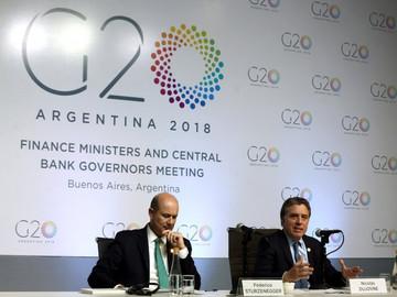 Elecciones venezolanas son desconocidas por los países del G20