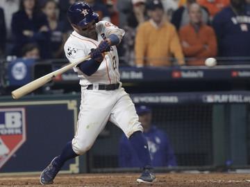 José Altuve llevó a los Astros a un paso de conquistar la Serie Mundial