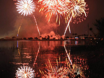 Los cinco mejores lugares para celebrar el Día de la Independencia en Miami