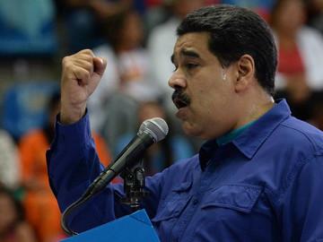 Nueva  economía promete Maduro de ser reelegido