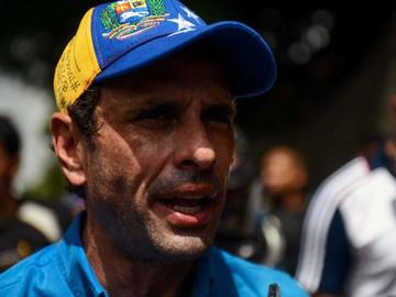 Capriles opina que sanciones no afectarán ingreso de comida y medicinas