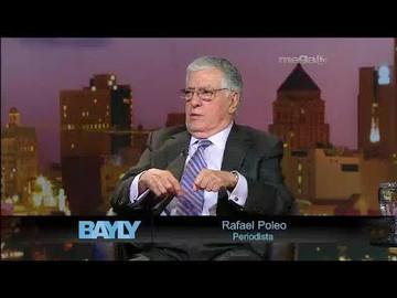 Crítica al chavismo desató polémica entre Jaime Bayly y Rafael Poleo