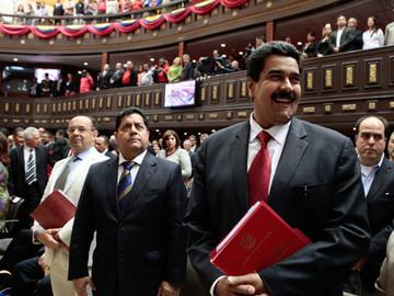 Presidente Maduro tildó a la Asamblea Nacional venezolana como un cadáver insepulto