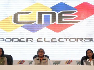 Nicolás Maduro resulta reelegido como presidente de Venezuela