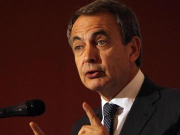 Dirigentes opositores se reunieron con Zapatero