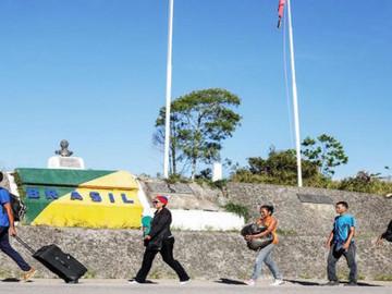 Brasil anunció que otros 164 inmigrantes venezolanos serán trasladados a tres de sus ciudades