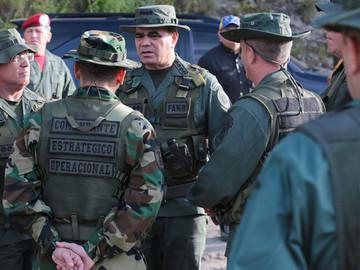 Niegan incursión de tropas venezolanas en Colombia