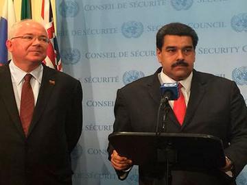Rafael Ramírez fue destituido como embajador de la ONU