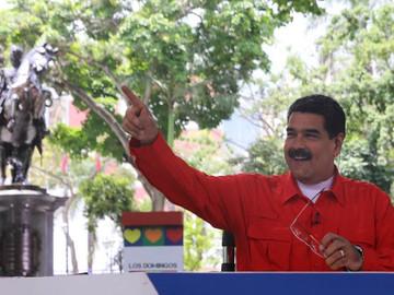 Maduro propone diálogo antes del 30J