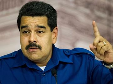 Maduro amenaza a AN por Ley de Producción Nacional: No se atrevan o habrá rebelión del pueblo