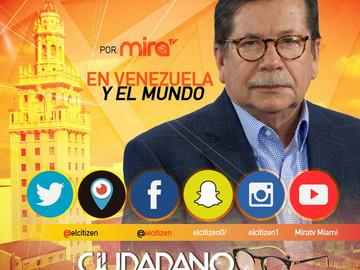 """""""El Ciudadano"""" vuelve con todo a las pantallas por Mira TV"""