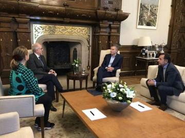 Acciones efectivas a funcionarios sancionados fue la petición de Ledezma a presidente argentino