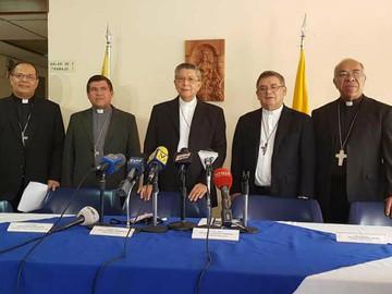 Conferencia Episcopal Venezolana considera que constituyente es innecesaria