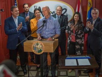 Vetadas negociaciones entre empresas del régimen venezolano y Florida