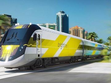 Tren de alta velocidad de Florida comenzará a funcionar