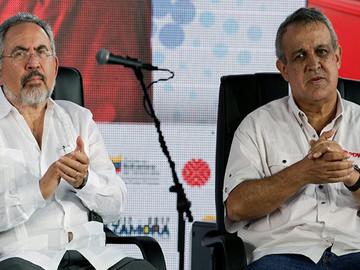 Confirmada detención de Eulogio del Pino y Nelson Martínez por corrupción en PDVSA