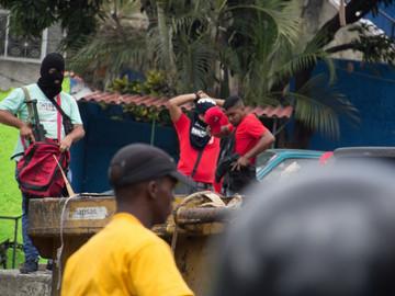 Ocho ataques contra la oposición en 12 días de campaña