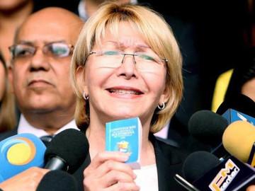 Luisa Ortega Díaz acusa a Maduro de fraude al fisco nacional