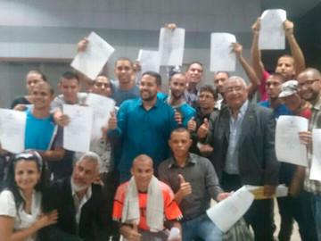 22 estudiantes fueron liberados tras detención en pasadas manifestaciones en Aragua
