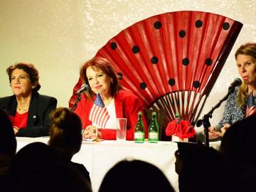 Precandidatas al Congreso Federal debaten en Miami