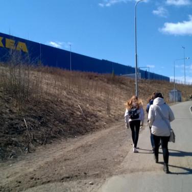 Erämursut testaa: Kuopion Ikea