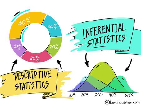 Estatística descritiva e estatística inferencial