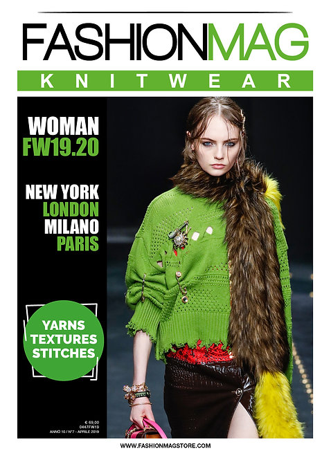 FASHIONMAG KNITWEAR WOMAN FW 1920