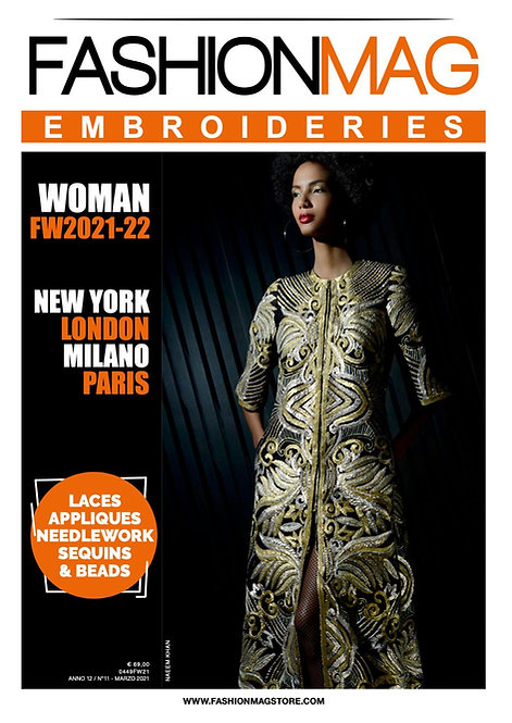 FASHIONMAG EMBROIDERIES FW21/22