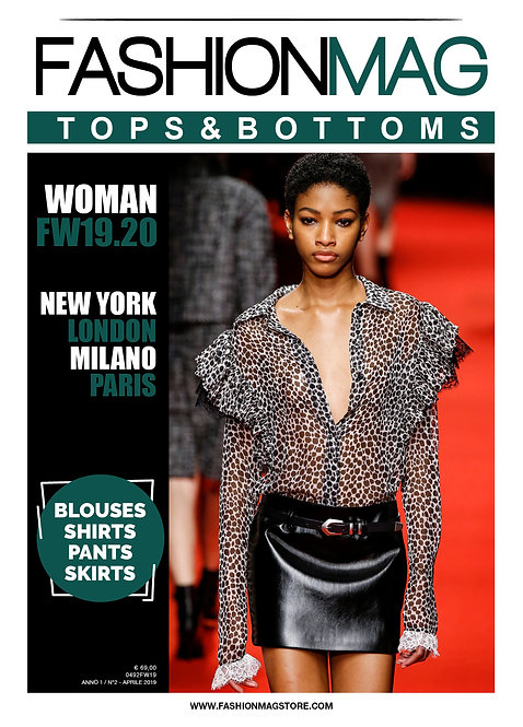 FASHIONMAG TOPS&BOTTOMS FW 1920
