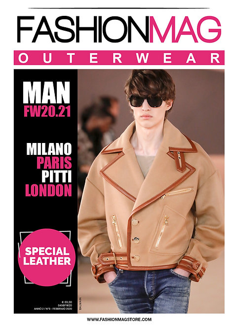 FASHIONMAG OUTERWEAR MAN FW 20/21 ed.digitale