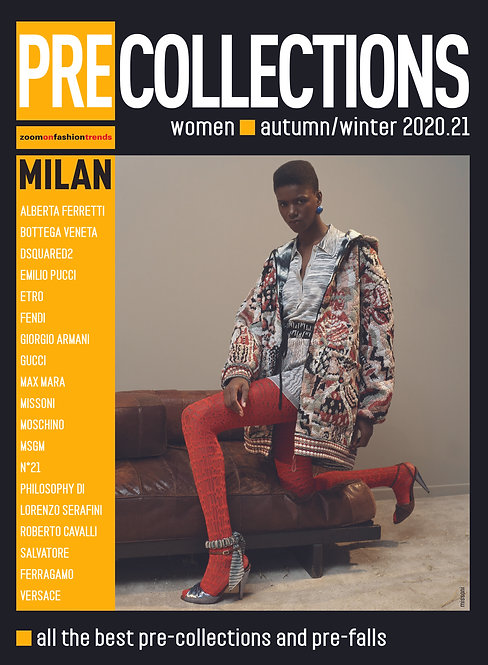 PRECOLLECTIONS MILAN FW 20/21