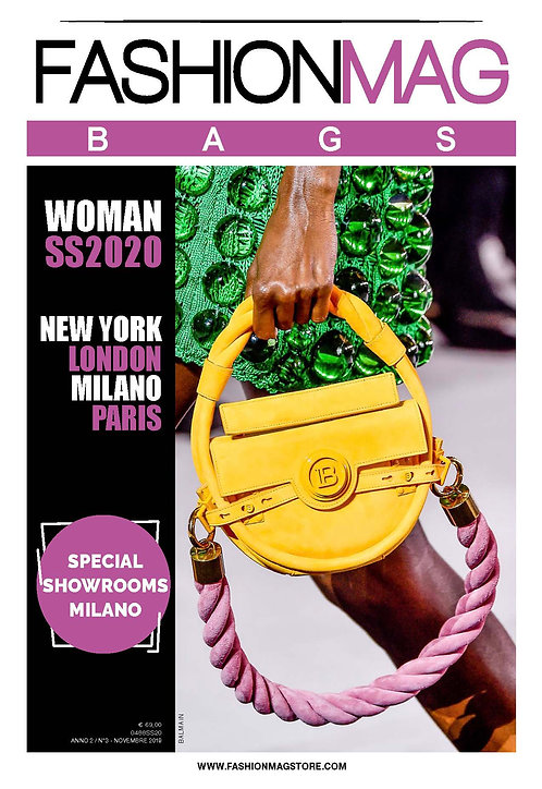 FASHIONMAG BAGS WOMAN SS 20