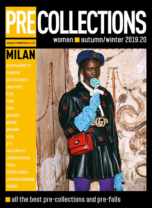 SUBSCRIPTION TO PRECOLLECTIONS MILAN
