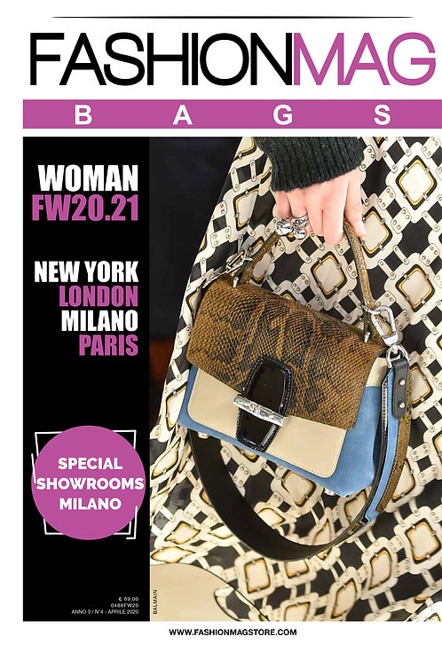 FASHIONMAG BAGS WOMAN FW 20/21