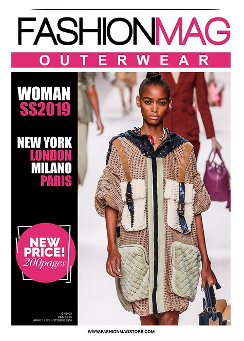 FASHIONMAG OUTERWEAR WOMAN SS19