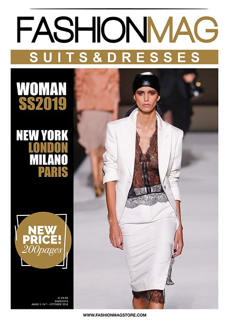 FASHIONMAG SUITS&DRESSES WOMAN SS19
