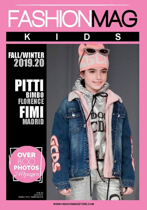 FASHIONMAG KIDS FW 19/20