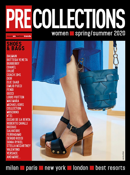 PRECOLLECTIONS SHOES&BAGS SS 20