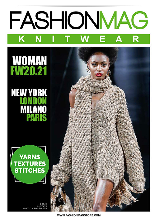 FASHIONMAG KNITWEAR WOMAN FW 20/21 ed.digitale