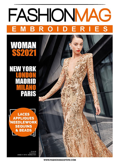 FASHIONMAG EMBROIDERY WOMAN ss 21 ed.digitale