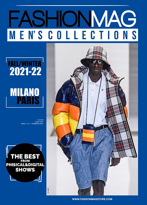 FASHIONMAG MEN'S COLLECTIONS FW 21.22