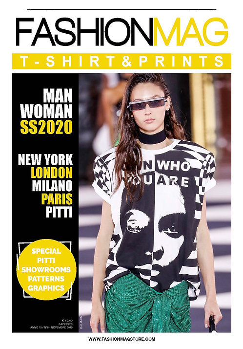 FASHIONMAG T-SHIRTS&PRINTS SS 20