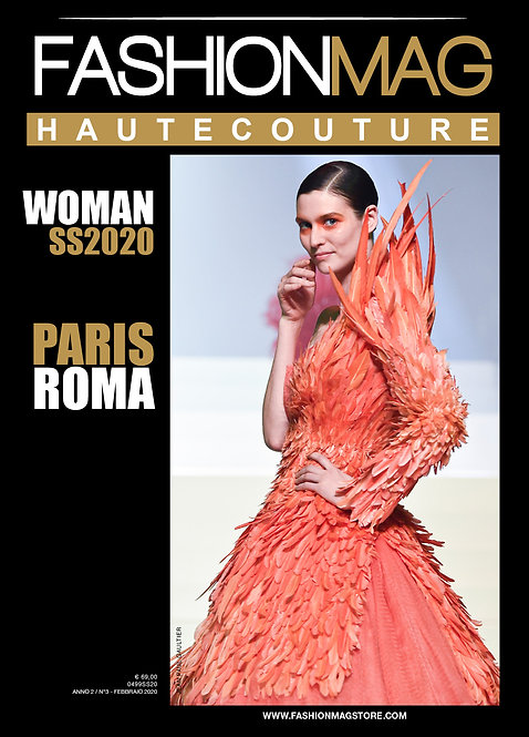subscription to FASHIONMAG HAUTE COUTURE